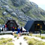 Harris Saddle Shelter